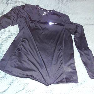 Nike dri fit running compression shirt